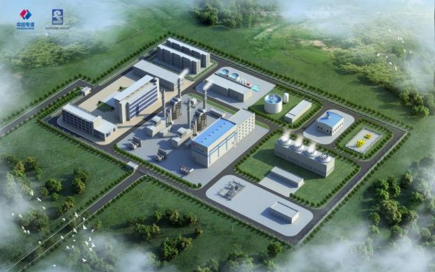 Kyauk Phyu Combined Cycle Power Plant (135 MW)